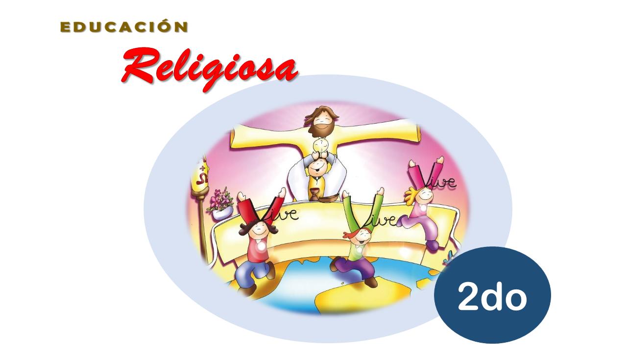 EDUCACIÓN RELIGIOSA